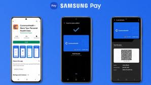 Samsung Pay und CommonHealth©Samsung / CommonHealth