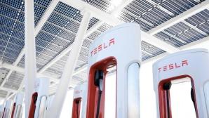 Tesla-Supercharger©Tesla