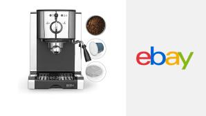 Espressomaschine bei Ebay im Angebot: Beem kocht g�nstig Espresso und mehr©Ebay, Beem