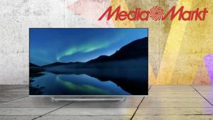 Xiaomi TV bei Media Markt©iStock.com/ eugenesergeev, Media Markt, Xiaomi