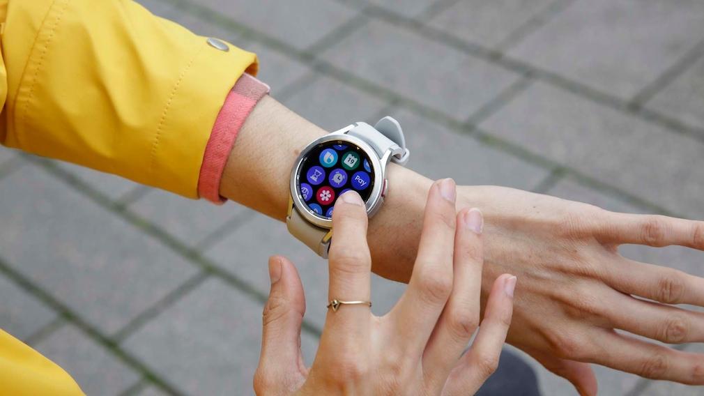 Galaxy Watch 4 Classic Apps