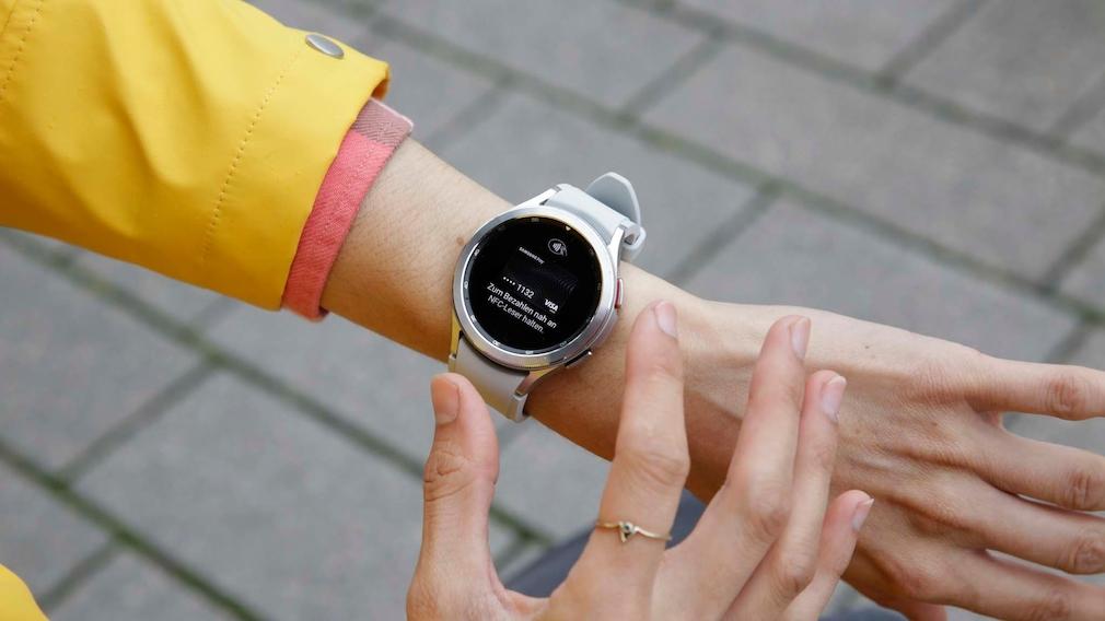 Samsung Galaxy Watch 4 Classic Samsung Pay