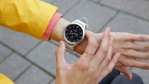 Samsung Galaxy Watch 4 Classic©COMPUTER BILD / Matthias J�schke