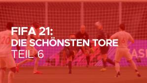 FIFA 21 Die schönsten Tore Teil 6©EA / GLHF.gg