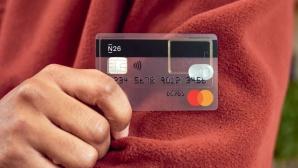 Geldkarte der Digitalbank N26©N26