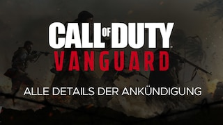Call of Duty: Vanguard Alle Details