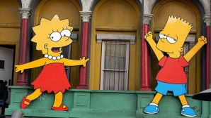 The Simpsons©Stephen Shugerman/Getty Images
