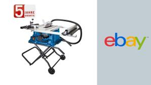 Tischkreiss�ge bei Ebay im Angebot: Scheppach zum reduzierten Preis kaufen©Ebay, Scheppach