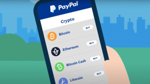 PayPal: Kryptow�hrungen©PayPal