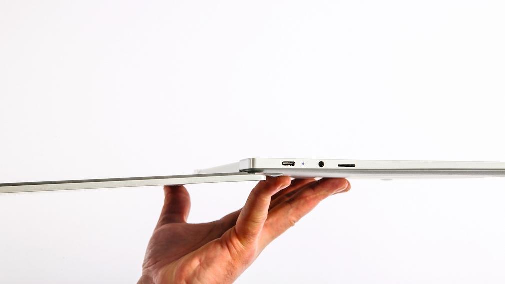 Samsung Galaxy Book Go: Test