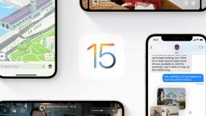 iOS 15©Apple
