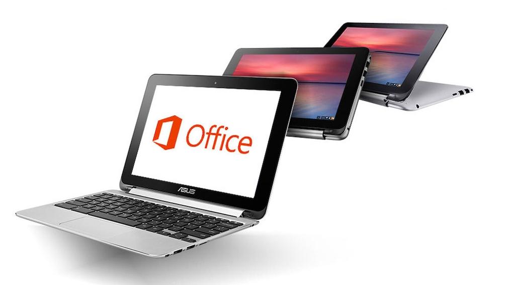 Chromebook: Office