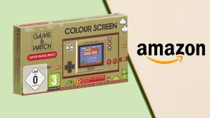 Spielekonsole bei Amazon im Angebot: Nintendo Game & Watch im Preis gesenkt©Amazon, iStock.com/ABBPhoto, Nintendo