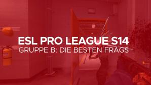 ESL Pro League Saison 14 Gruppe B©ESL / GHLF.gg