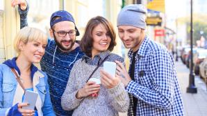 Millenials tappen schnell in die Fallen von Identit�tsbetr�gern im Internet.©iStock.com/ valentinrussanov