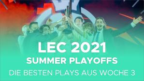 LEC Summer Playoffs 2021 Finals©Riot Games / GLHF.gg