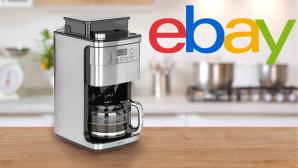 Kaffeemaschine mit Mahlwerk bei Ebay im Angebot: Beem zum Top-Preis©Ebay, iStock.com/didecs, Beem