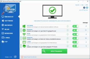Advanced Password Recovery Suite – Kostenlose Vollversion für 1 Jahr