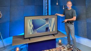 Samsung The Frame im Test: Der Fernseher kann mehr, als nur gut aussehen.©COMPUTER BILD