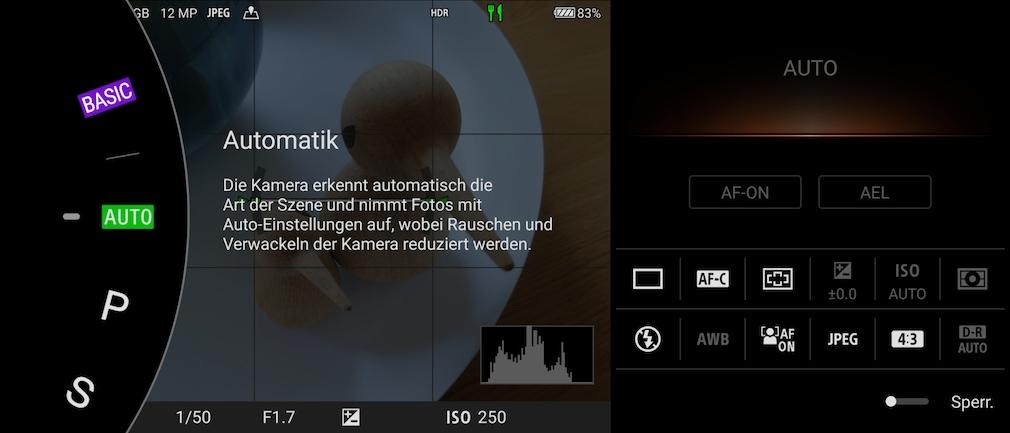 Automatik Sony Xperia 5 III