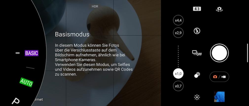 Basis Sony Xperia 5 III