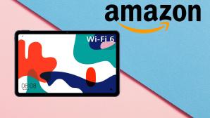 Tablet bei Amazon im Angebot: Huawei zum günstigen Preis©Amazon, iStock.com/Maya23K, Huawei