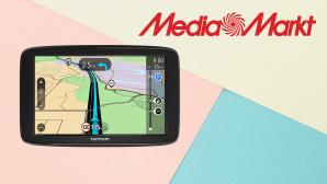 Media Markt: TomTom-Navi©Media Markt, iStock.com/IrenaStar, TomTom