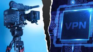 VPN-Dienste: Filmindustrie zieht vor Gericht Die Filmindustrie beschuldigt VPN-Anbieter, Filmpiraterie Vorschub zu leisten.©iStock.com/putilich, iStock.com/jozef_b