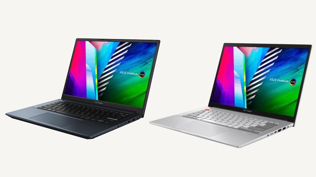 Vivobook Pro 14 OLED und Vivobook Pro 14X OLED