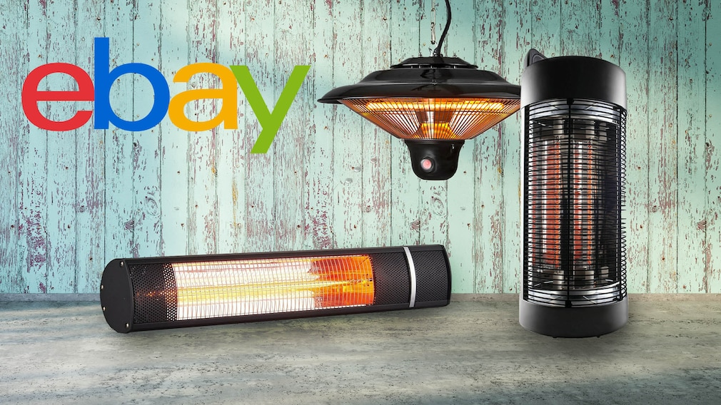 Heizstrahler bei Ebay: Jetzt Angebote zum Top-Preis sichernote sichern