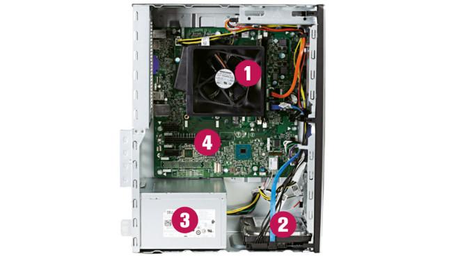 Dell Inspiron 3670-9518 (7WGRN) ©Dell