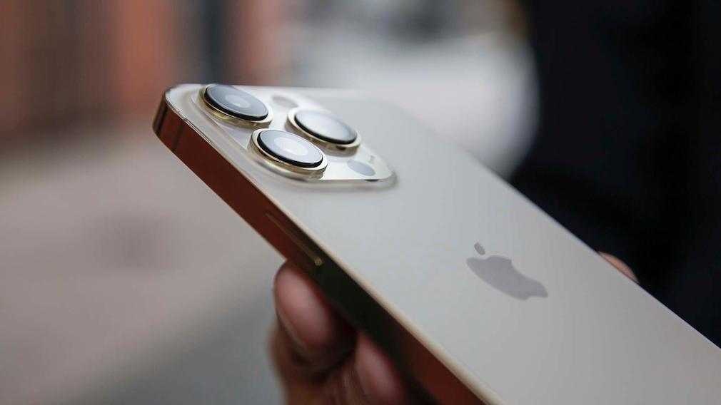 iPhone 13 Pro: Kamera-Ausstattung