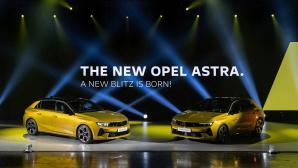 Vorstellung des neuen Opel Astra©Opel