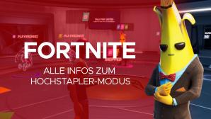 Fortnite Hochstapler-Modus©Epic Games / GLHF.gg