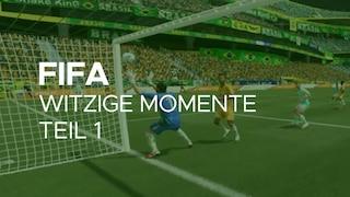FIFA Funny Moments Vol 1