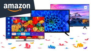 Fernseher-Deals bei Amazon©Amazon, iStock.com/Ket4up