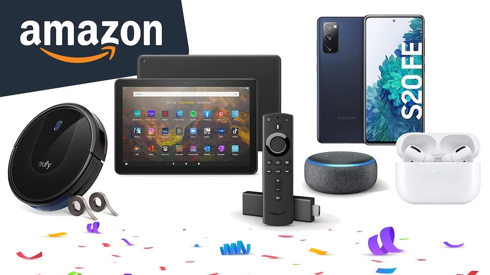 Amazon September Angebote 2021: Die Highlights der Schnäppchensause