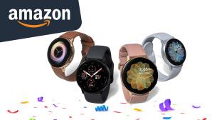 Amazon September Angebote Wearables©iStock.com/Ket4up; Amazon; Samsung