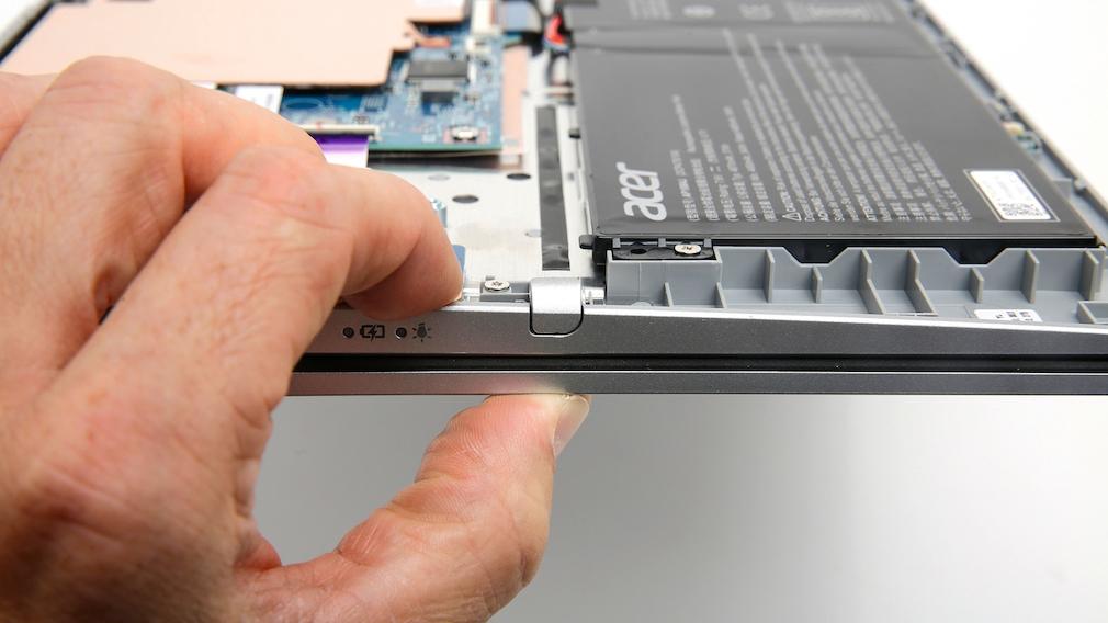 Acer Spin 1 ohne Eingabestift