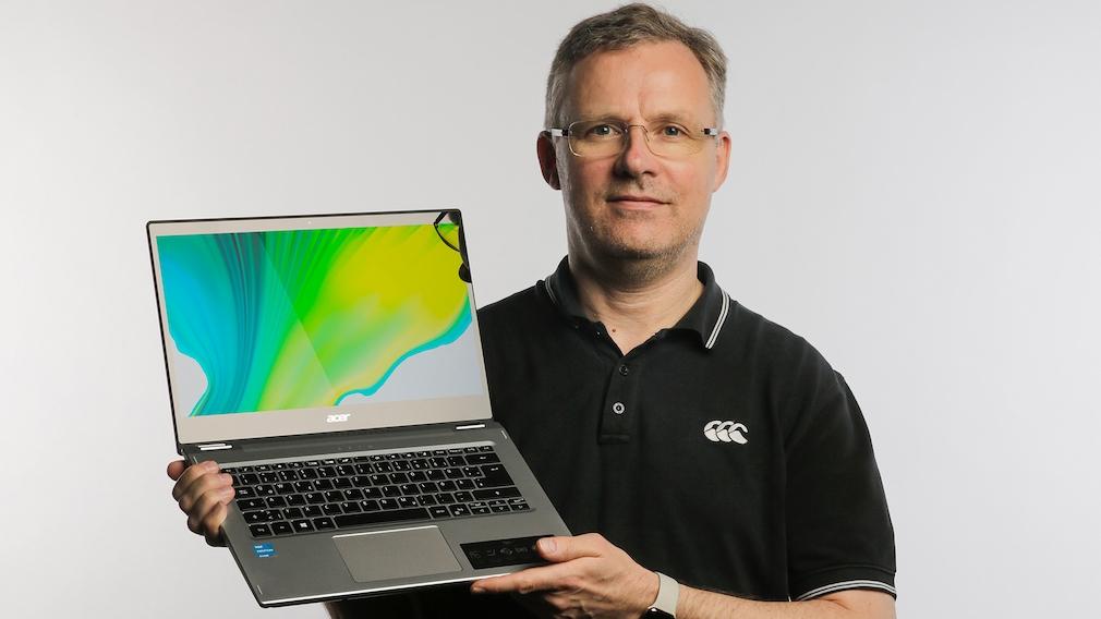 Acer Spin 1: Test des 500-Euro-Notebooks