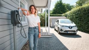 Gewinnen Sie eine Tanke@home und einen Renault Zoe©Vattenfall, Renault, COMPUTER BILD