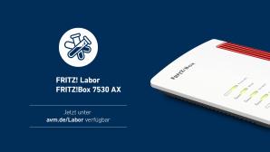 Fritz Labor f�r FritzBox 7530 AX©AVM
