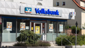 Volksbank-Filiale©iStock.com/Philiphotographer