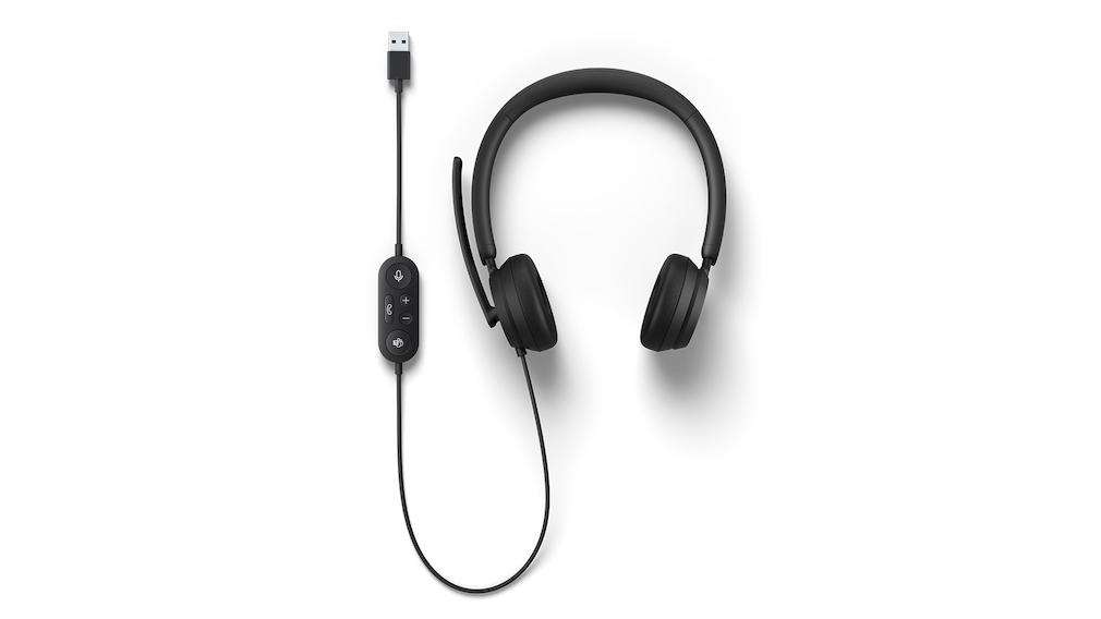 Microsoft Modern USB Headset im Test: Der beste Kopfhörer fürs Home-Office?