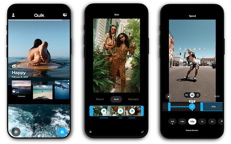GoPro Quik App
