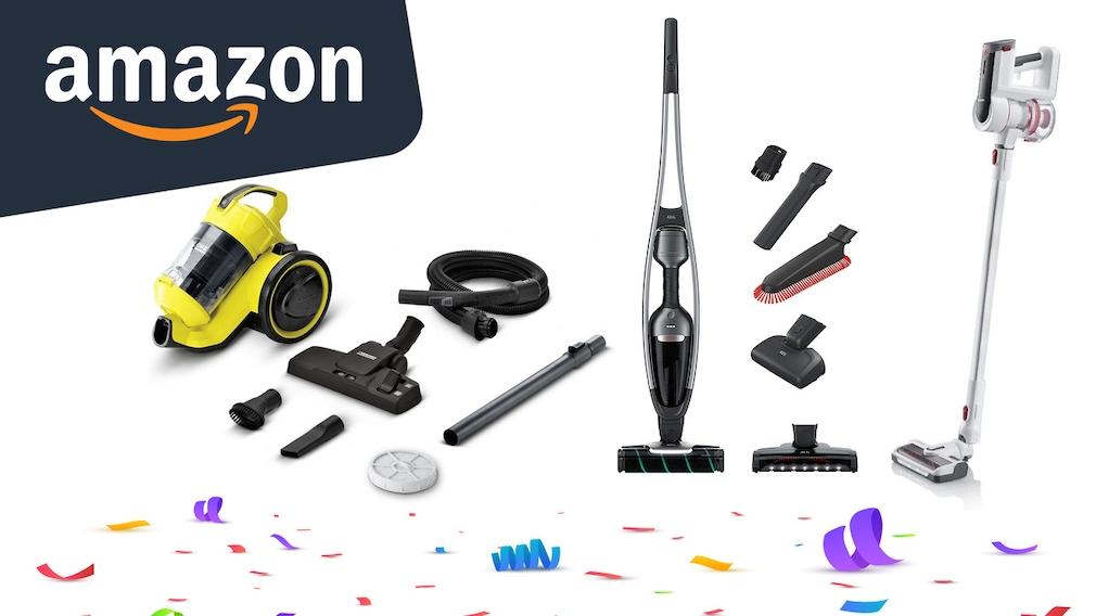 Amazon September Angebot: Jetzt Marken-Staubsauger günstig mitnehmen