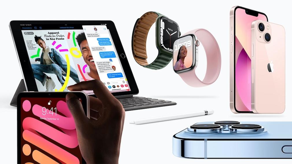 Apple-Keynote September 2021