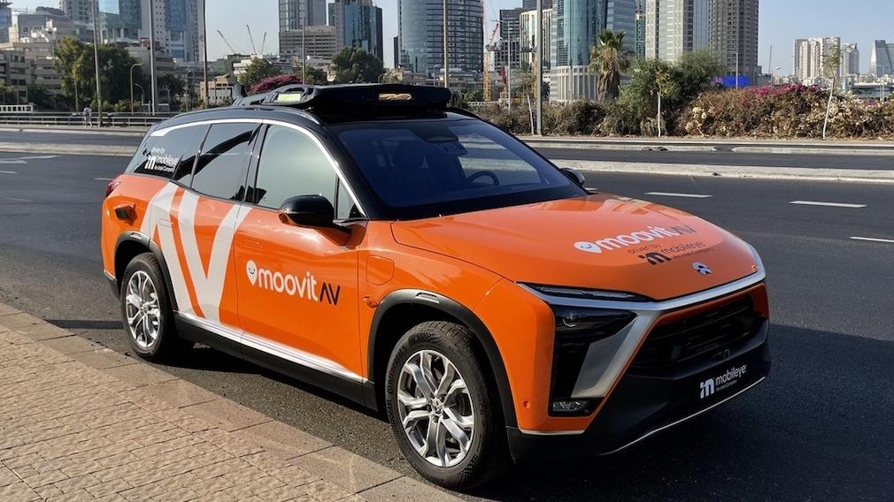 IAA Mobility: Sixt startet Robotaxi-Flotte - COMPUTER BILD