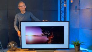 LG OLED55B19LA im Test: Die Modellreihe OLED B1 bietet LG in drei Bildschirmgrößen an.©COMPUTER BILD