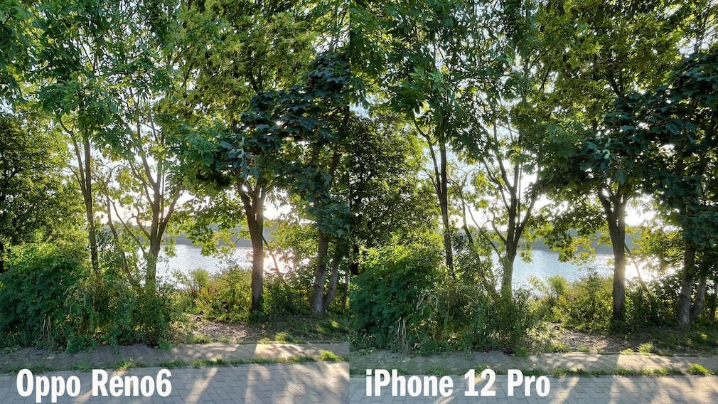 Kamera-Vergleich-Oppo-iPhone-Ultraweit